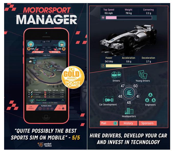Как поменять язык в Motorsport Manager