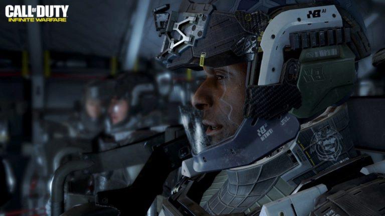Call of Duty Infinite Warfare плохая графика на максимуме, беда с текстурами, что делать?