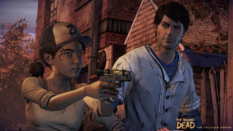Вылетает игра DIrectX Error в The Walking Dead: A New Frontier