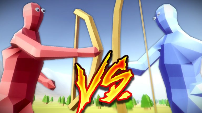 Totally Accurate Battle Simulator последняя версия скачать