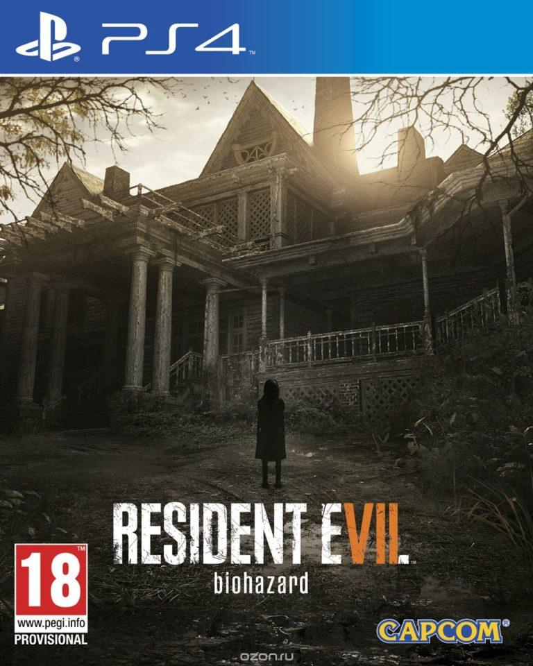 Где купить Resident Evil 7 Biohazard