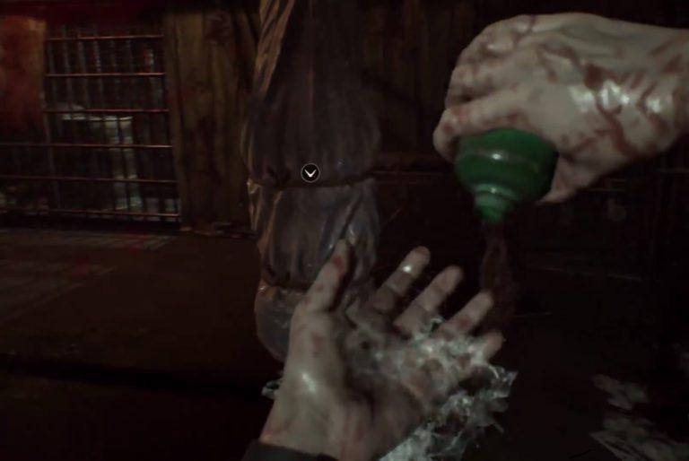 Как сделать аптечку в Resident Evil 7 Biohazard