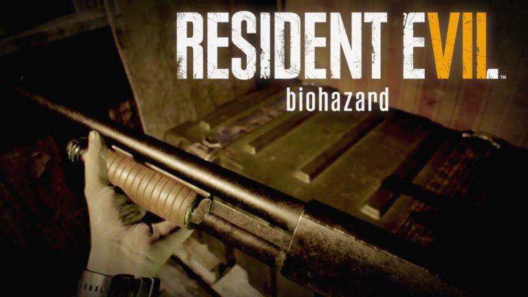Где найти дробовик в Resident Evil 7 Biohazard и как отремонтировать