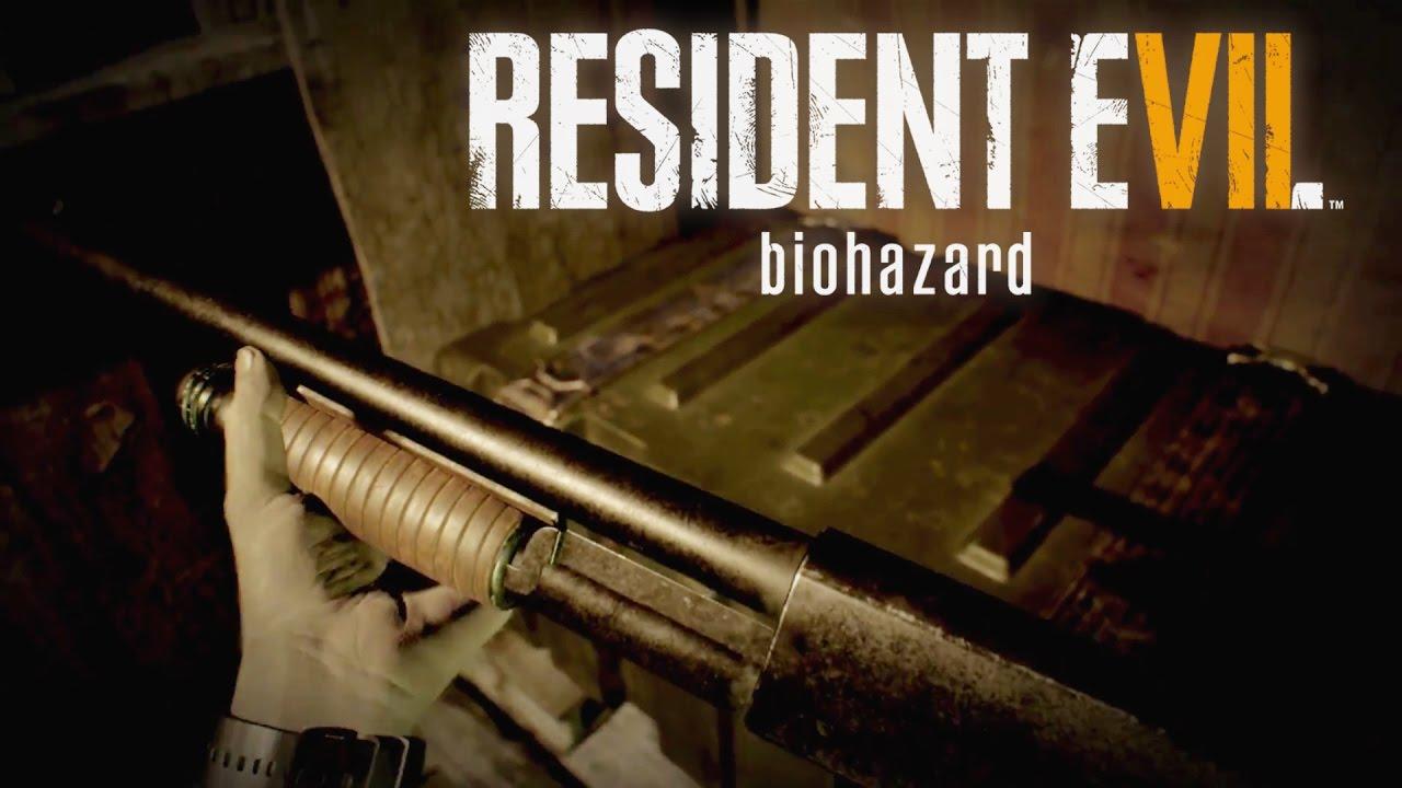 Где найти дробовик в Resident Evil 7 Biohazard и как ... Залом Руки