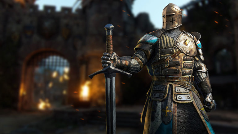 Гайд по Стражу в For Honor