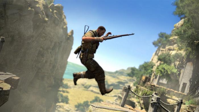 Не запускается Sniper Elite 4, вылетает, черный экран, что делать