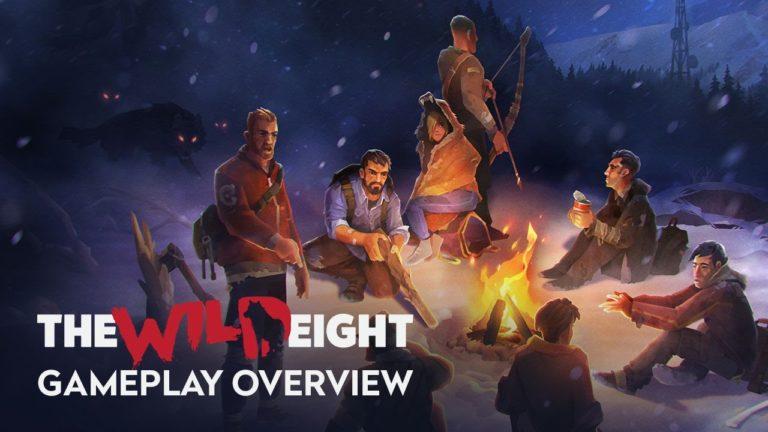 The Wild Eight обзор игры, где скачать, системные требования