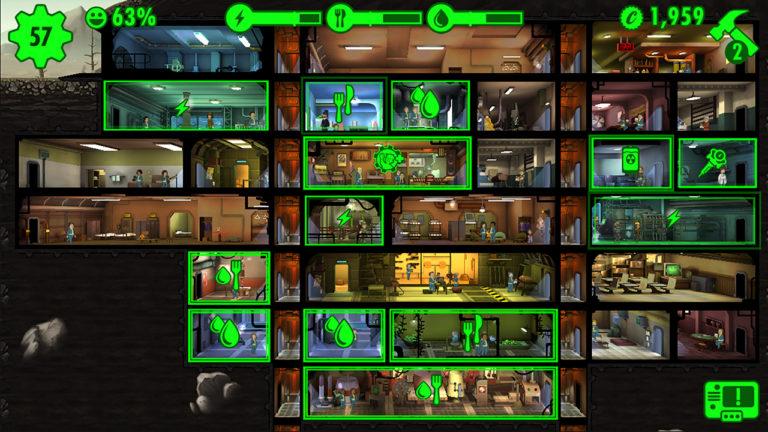 Не найден исполняемый файл в Fallout Shelter — что делать?