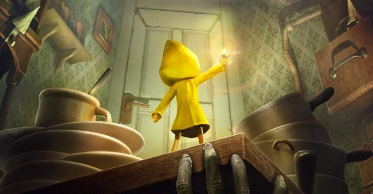 Концовка в Little Nightmares