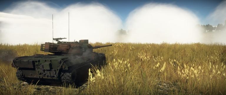 Как использовать дымовые гранаты и снаряды в War Thunder