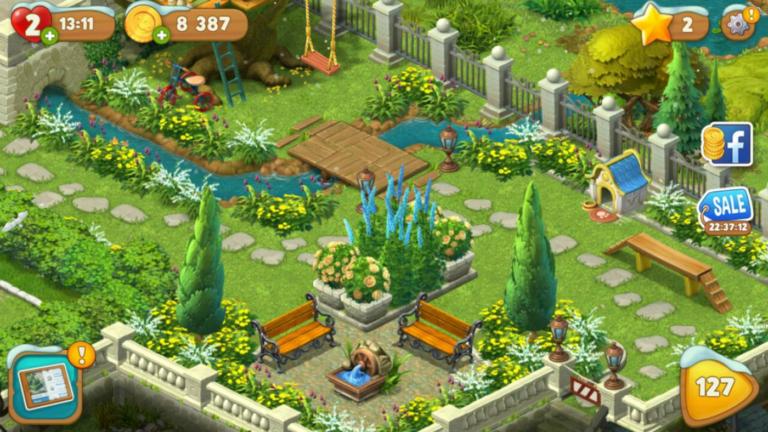 Как пройти все уровни в Gardenscapes — New Acres