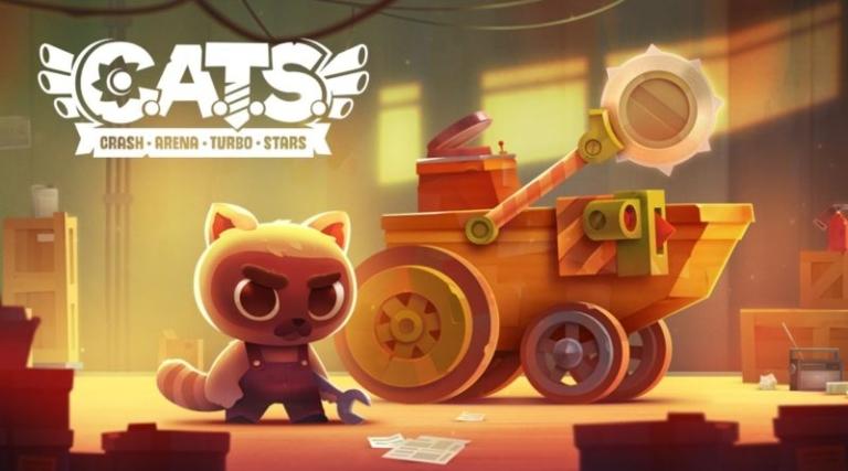 Где скачать взломанный CATS: Crash Arena Turbo Stars с модом «Много денег»