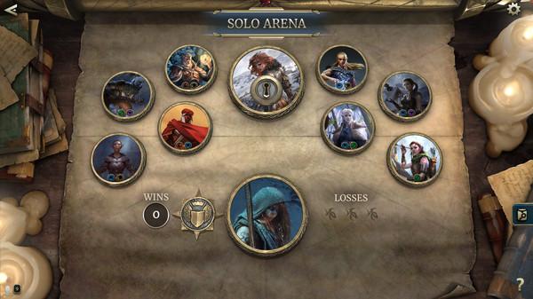 Системные требования The Elder Scrolls: Legends