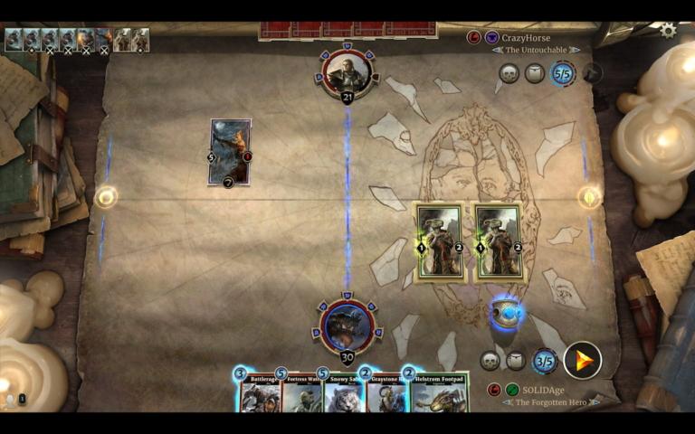 Ошибка инициализации в The Elder Scrolls: Legends