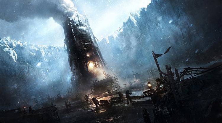 Дата выхода и системные требования Frostpunk