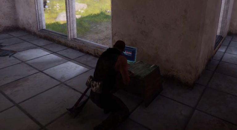 Как взламывать замки и сейфы в ELEX