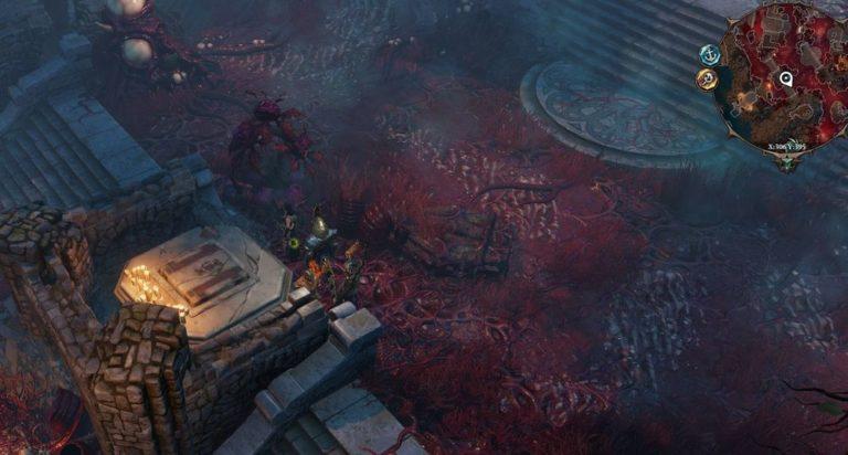 Прохождение всех квестов на острове Кровавой Луны в Divinity: Original Sin 2