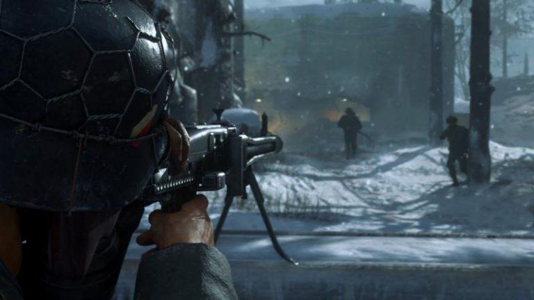 Объявлены финальные системные требования Call of Duty: WWII