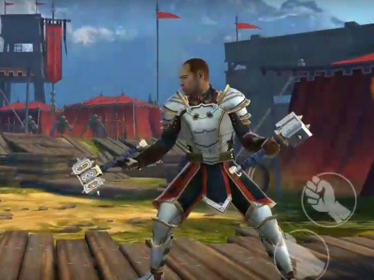 Как победить сержанта в Shadow Fight 3
