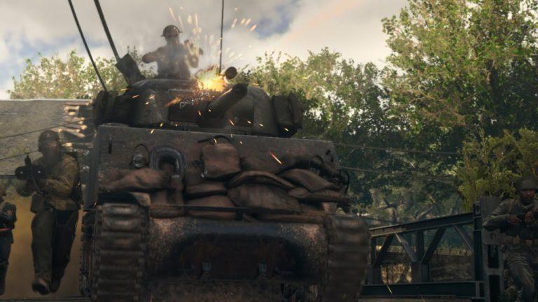 Как поставить русский язык в Call of Duty: WWII