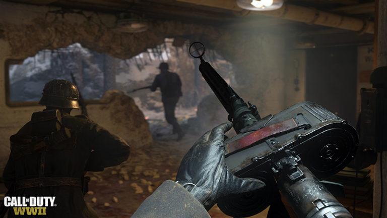 Где найти все сувениры в Call of Duty: WWII