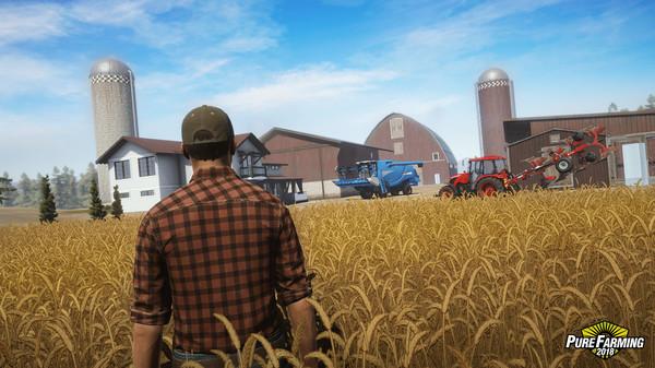 Системные требования Pure Farming 2018