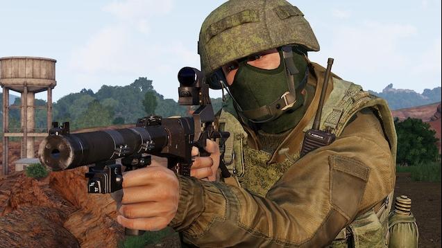 Как начать играть в FT-2 Arma 3