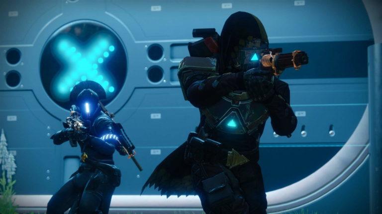 Как получить все легендарные оружия в Destiny 2 Curse of Osiris