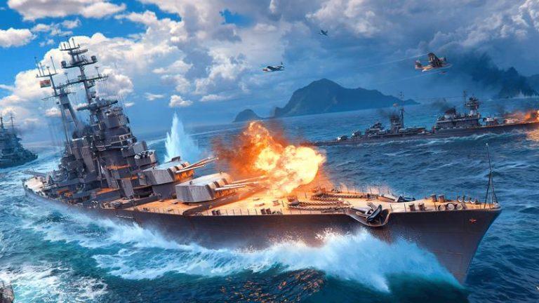 Дата выхода игры World of Warships Blitz
