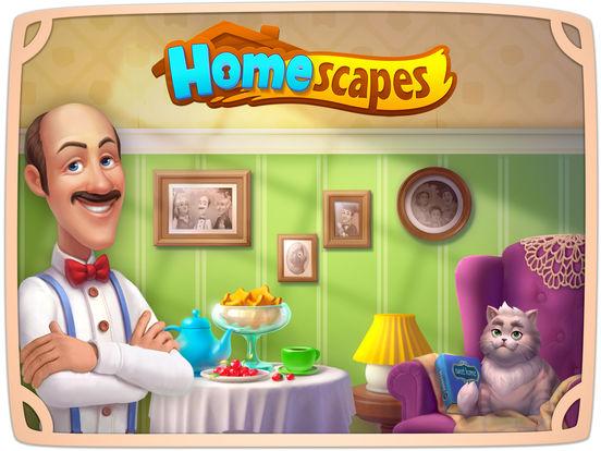 Как сыграть в HomeScapes на ПК