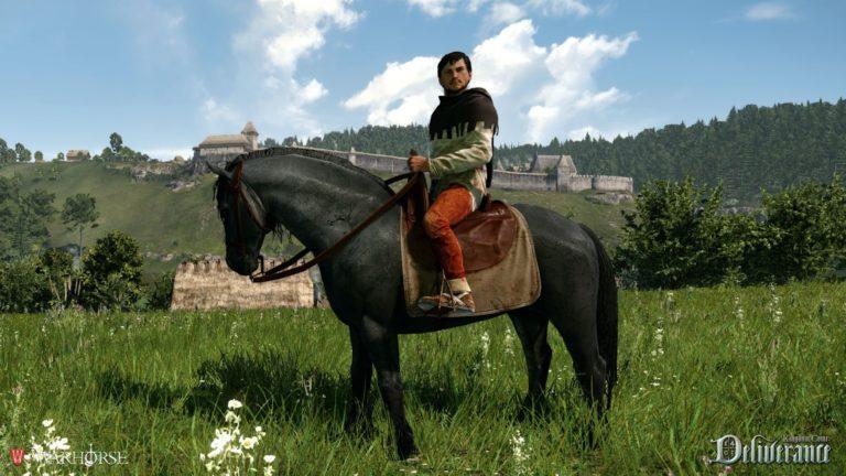 Где найти лошадь (коня) в Kingdom Come: Deliverance