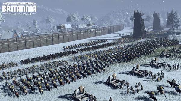 Системные требования и дата выхода Total War Saga: Thrones of Britannia