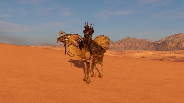 Как пройти квест Дар Богов в Assassins Creed: Origins
