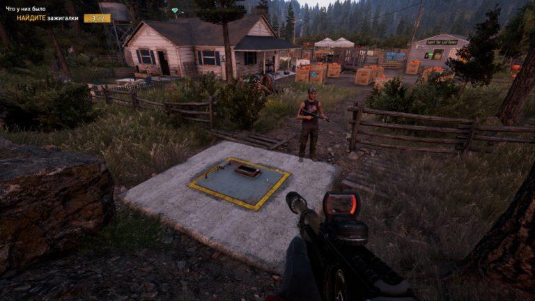 Где найти все бункеры и зажигалки в Far Cry 5