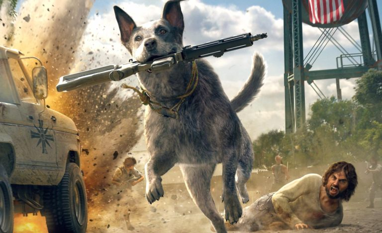 Плейлист с музыкой из Far Cry 5