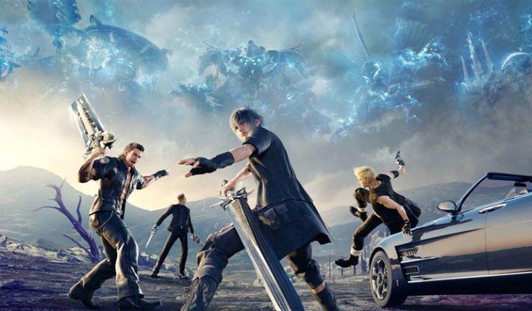 Как улучшить моторный клинок в Final Fantasy XV