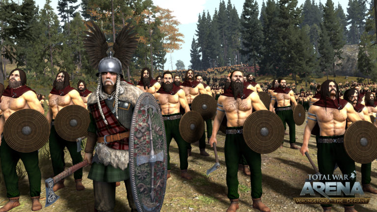 Системные требования Total War: ARENA на ПК