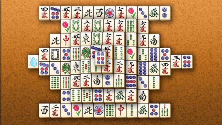 Популярные игры Маджонг