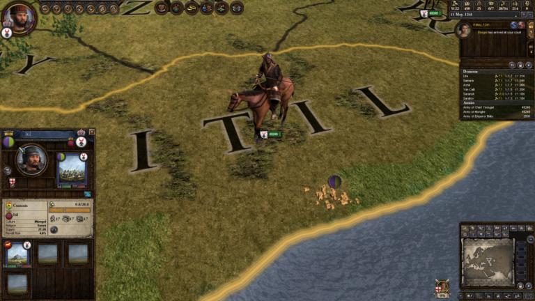 Как бесплатно получить Crusader Kings II в Steam