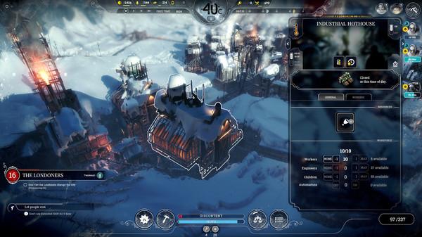 «Вход не поддерживается» в Frostpunk — что делать?