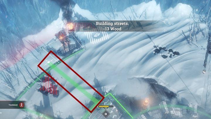 Как строить улицу в Frostpunk
