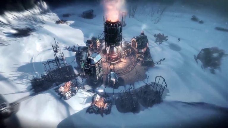 Угледобытчик достигнут лимит хранения в Frostpunk — что делать?