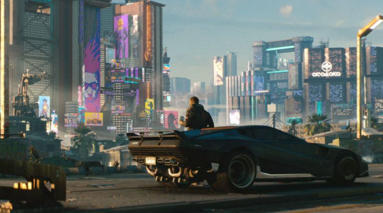 Трейлер CYBERPUNK 2077 + разбор