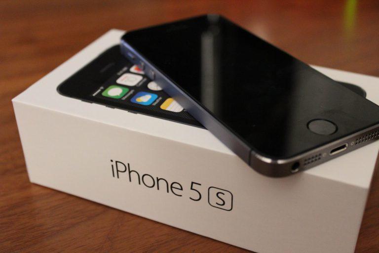 Не работает кнопка home на IPhone 5s — что делать?