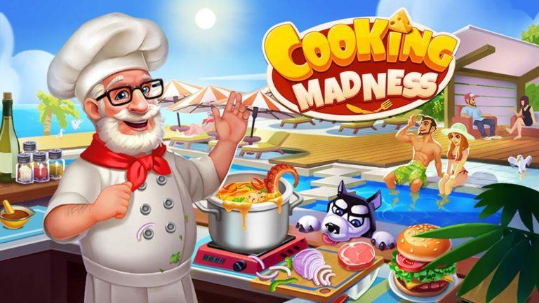 Можно ли запустить игру Cooking Madness на ПК