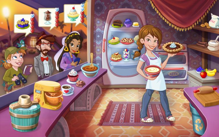 Игры в приготовление еды: чем они привлекают малышек?