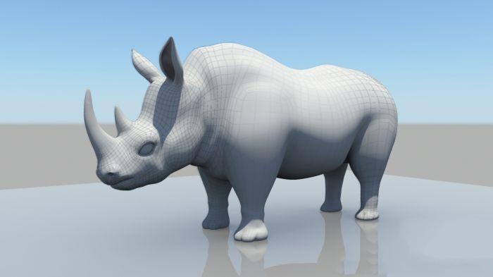 Возможности программы 3D-моделирования Rhinoceros