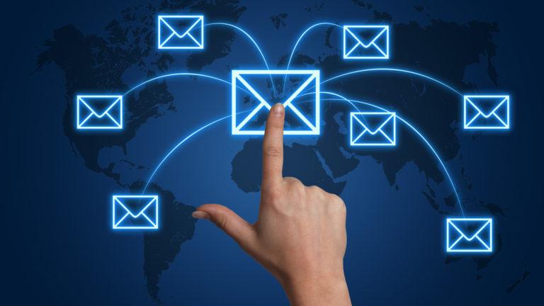 Как создать e-mail письмо для рассылки