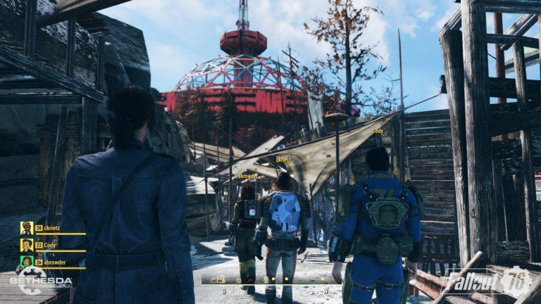 Fallout 76 — особенности игры и бета-теста