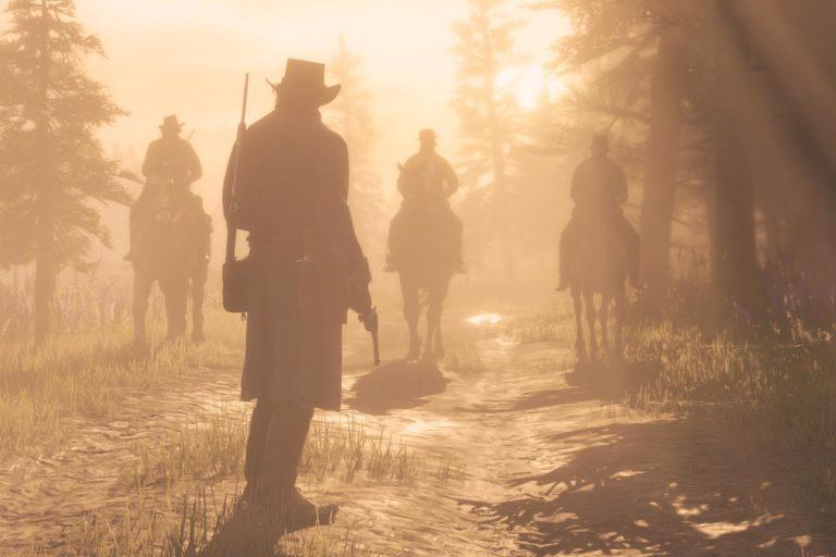 Red Dead Redemption 2 — игра этого десятилетия